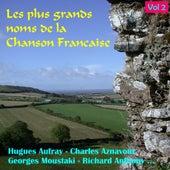 Les Plus Grands Noms de la Chanson Francaise, Vol. 2 by Various Artists