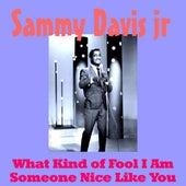 What Kind of Fool I Am de Sammy Davis, Jr.
