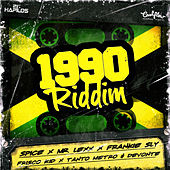 1990 Riddim by Various Artists