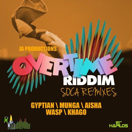 Overtime Riddim - Soca Remixes by Various Artists