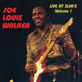 Live At Slims: Volume 1 by Joe Louis Walker