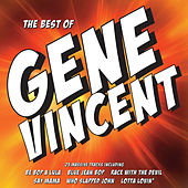 The Best Of Gene Vincent - Gene Vincent & His Blue Caps de Gene Vincent