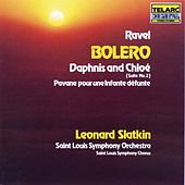Ravel: Bolero, Daphnis & Chloe And Pavane von Leonard Slatkin