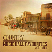 Country Music Hall Favourites Vol 1 by Various Artists
