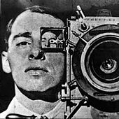 Man With a Movie Camera by Mental Overdrive