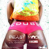 Beast Mode Remix (feat. LiL Chuckee) by E-Dubb
