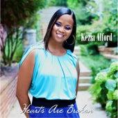 Hearts Are Broken by Kezia Alford