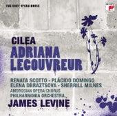 Cilea: Adriana Lecouvreur by James Levine