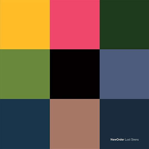 Lost Sirens by New Order