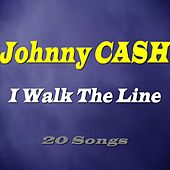 I Walk the Line (20 Songs) de Johnny Cash