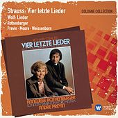 R.Strauss: Vier letzte Lieder & Orchesterlieder by Various Artists