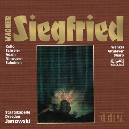Siegfried - Oper in drei Aufzügen by Marek Janowski