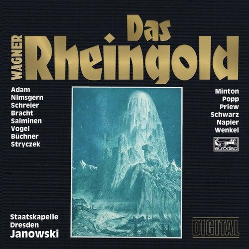 Das Rheingold - Oper in vier Szenen by Marek Janowski