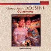 Gioacchino Rossini: Ouvertures by Rossini Quartet