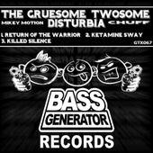 Balearic Bootleg (feat. Disturbia) - Single de Gruesome Twosome