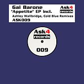Appetite - Single by Gai Barone