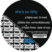 She's So Dirty - Single di Various Artists
