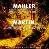 Mahler: Lieder Eines Fahrenden Gesellen von Dietrich Fischer-Dieskau