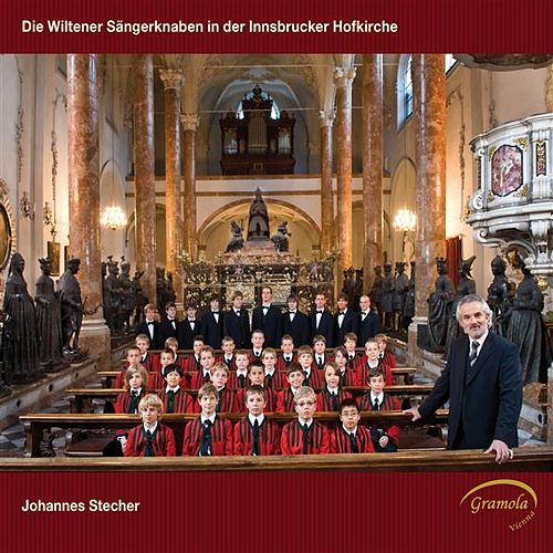 Die Wiltener Sangerknaben in der Innsbrucker Hofkirche by Wilten Boys' Choir