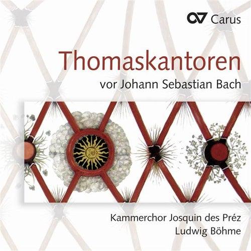 Thomaskantoren vor Johann Sebastian Bach by Josquin des Prez Chamber Choir