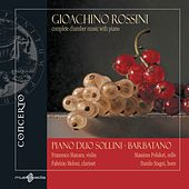 Rossini: complete chamber music with piano by Various Artists
