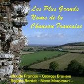 Les Plus Grands Noms de la Chanson Francaise, Vol. 1 by Various Artists
