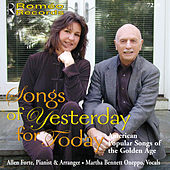 Songs of Yesterday for Today by Allen Forte/Oneppo