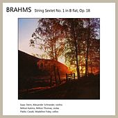 Brahms: String Sextet by Isaac Stern