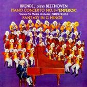 Alfred Brendel Plays Beethoven by Alfred Brendel
