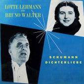 Schumann Dichterliebe de Lotte Lehmann