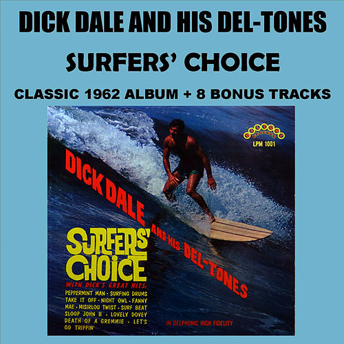 Blonde dick dale and his del starr