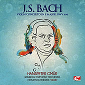 J.S. Bach: Violin Concerto in E Major, BWV 1042 (Digitally Remastered) de Bamberg Symphony Orchestra