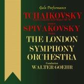 Tchaikovsky: Violin Concerto by Tossy Spivakovsky