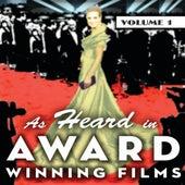 As Heard in: Award Winning Films Volume 1 by Various Artists