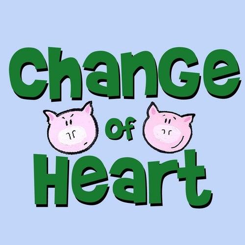 Change of Heart by Steve Weeks