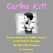 Autumn Leaves (les Feuilles Mortes) von Eartha Kitt