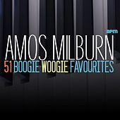 50 Boogie Woogie Favourites by Amos Milburn