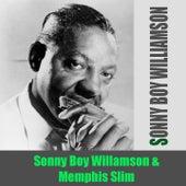Sonny Boy Williamson: Sonny Boy Williamson & Memphis Slim de Sonny Boy Williamson