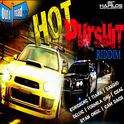 Hot Pursuit Riddim by Various Artists