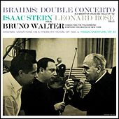 Brahms: Double Concerto by Isaac Stern