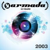 10 Years Armada: 2003 von Various Artists