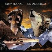 Wolf & Cobra von Cory Branan