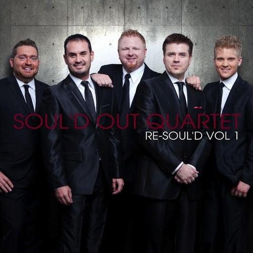 Re-Soul'd, Vol. 1 by Soul'd Out Quartet