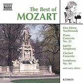 Mozart: Best of Mozart (The) de Various Artists