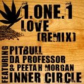 1.One.1 Love Remix (feat. Da Professor, Pitbull & Peetah Morgan) - Single by Inner Circle