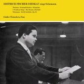 Sings Schumann von Dietrich Fischer-Dieskau
