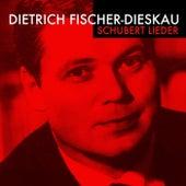 Schubert: Lieder von Dietrich Fischer-Dieskau