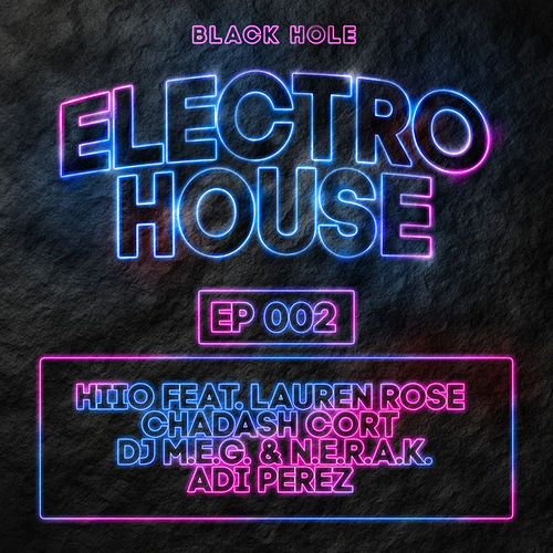 Electro House EP 002 by Various Artists