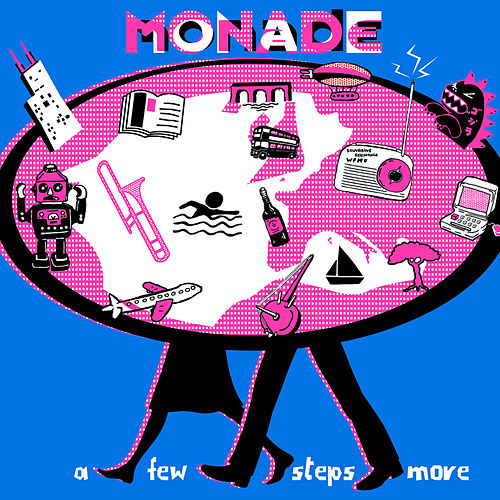 A Few Steps More by Monade