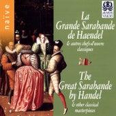 La Grande Sarabande de Haendel by Karol Teutsch